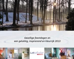 Kleurrijk nieuwjaar - Lotsofcolor